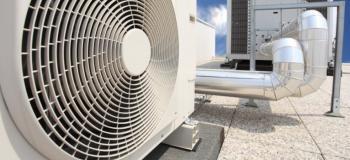 Cистема вентиляции и кондиционирования